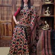 Chameli - Chanderi Sico Saree