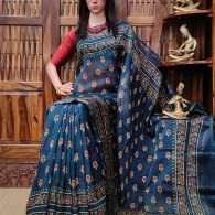 Chapala - Chanderi Sico Saree