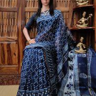 Charumathi - Chanderi Sico Saree