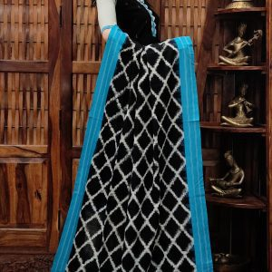 Darpana - Double Ikkat Cotton Dupatta