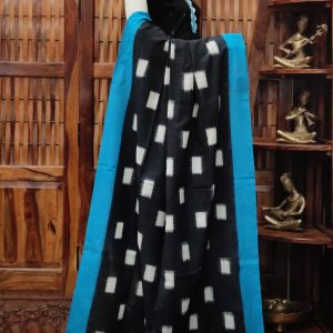 Darsatha - Double Ikkat Cotton Dupatta