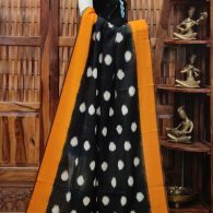 Dayamayi - Double Ikkat Cotton Dupatta