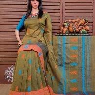 Chethasaa - Gollabama Buta Cotton Saree