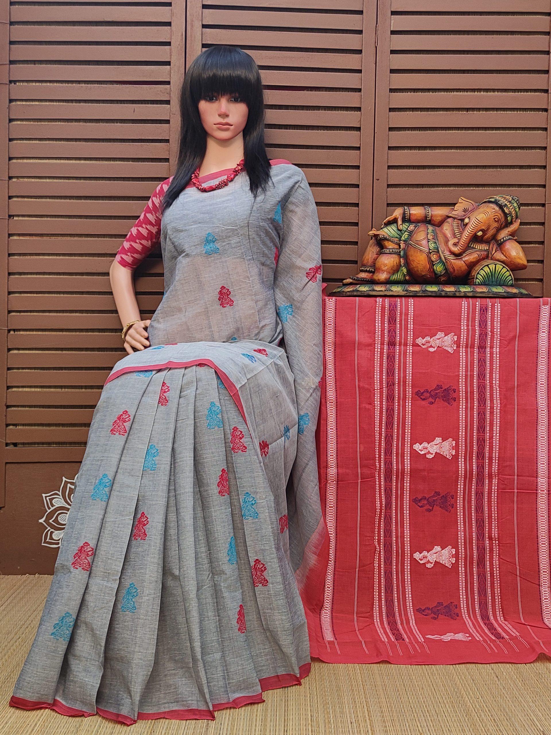 Chhaayaa - Gollabama Cotton Saree
