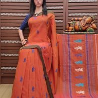 Chithanya - Gollabama Cotton Saree