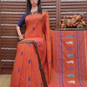 Chithanya - Gollabama Cotton Saree