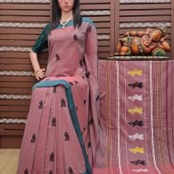 Chithira - Gollabama Cotton Saree