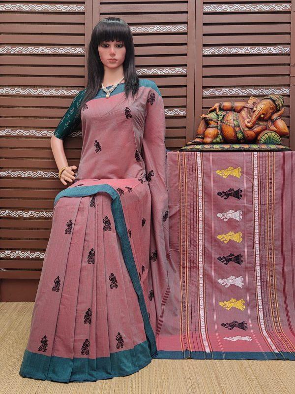 Chithira - Gollabama Cotton Saree