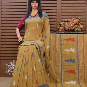 Chitrali - Gollabama Cotton Saree