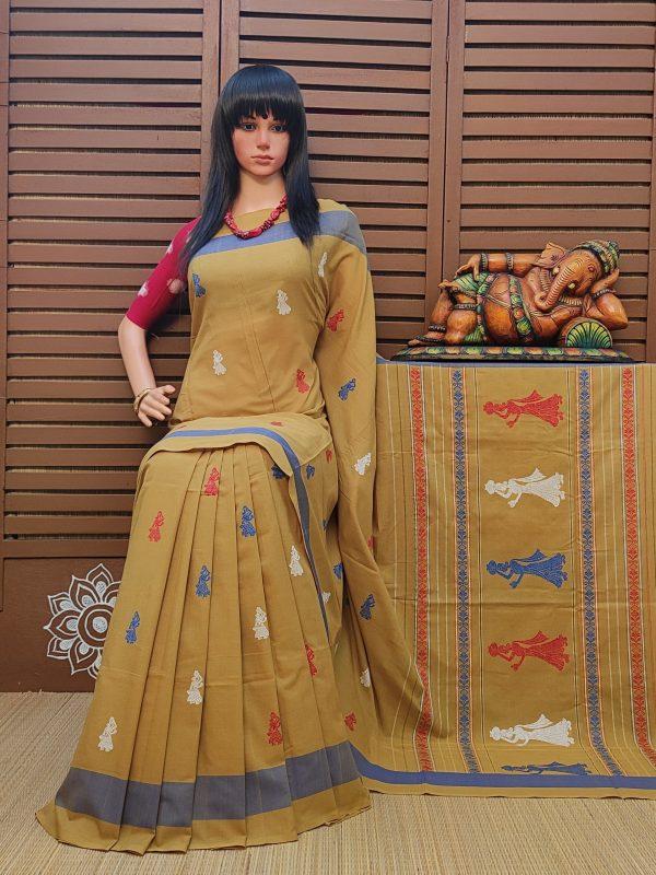 Chitrali - Gollabama Cotton Saree