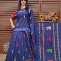 Chittaranjani - Gollabama Cotton Saree