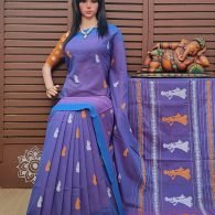Ednita - Gollabama Cotton Saree