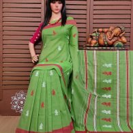 Eeshvi - Gollabama Cotton Saree