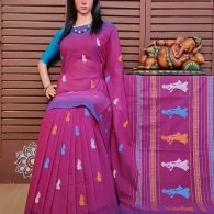 Ekagratha - Gollabama Cotton Saree