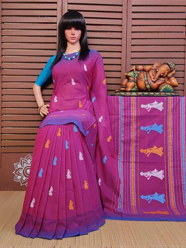 Ekagratha - Gollabama Cotton Saree
