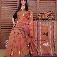 Ekansha - Gollabama Cotton Saree