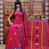 Ekatha - Gollabama Cotton Saree