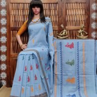 Ekathva - Gollabama Cotton Saree