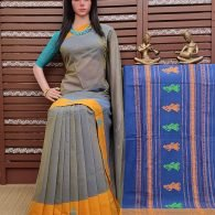 Ghoshini - Gollabama Cotton Saree