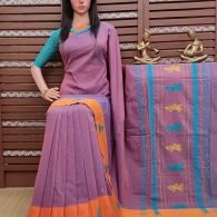 Ghungroo - Gollabama Cotton Saree