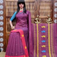 Gomthi - Gollabama Cotton Saree