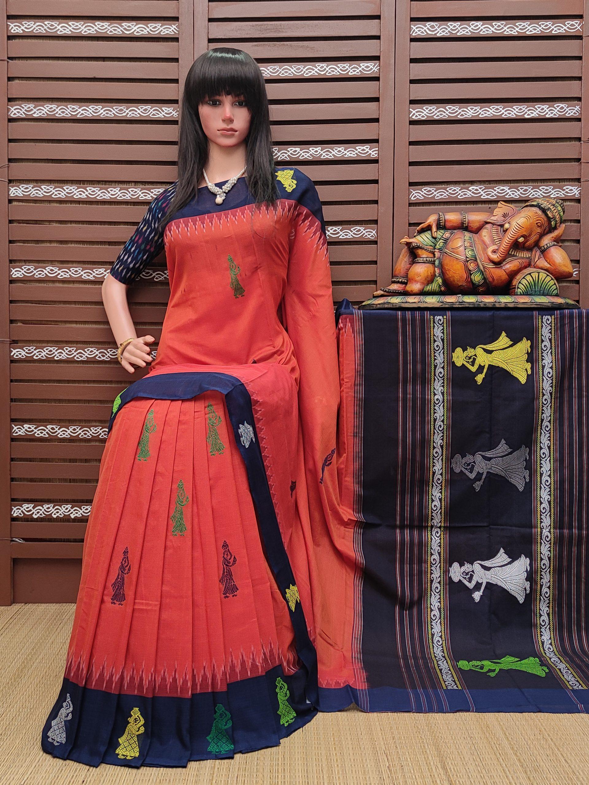 Kananbala - Gollabama Cotton Saree