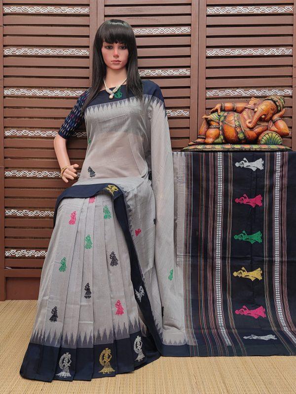 kaninika - Gollabama Cotton Saree
