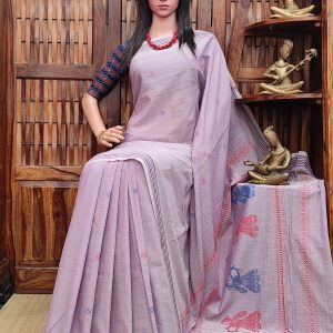 Hamasana - Gollabama Cotton Saree