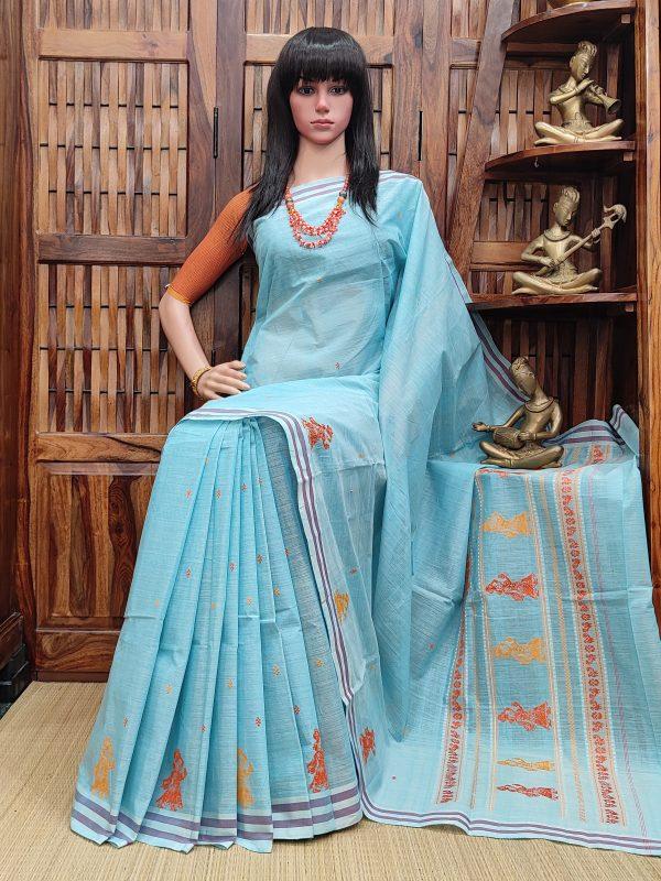Hamsanandini - Gollabama Cotton Saree