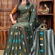 Hareenarayani - Gollabama Cotton Saree