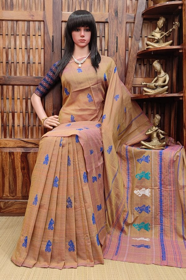 Haridarpa - Gollabama Cotton Saree