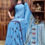 Harinakshi - Gollabama Cotton Saree