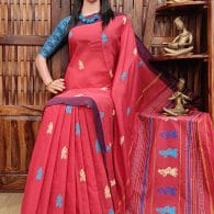 Harini - Gollabama Cotton Saree