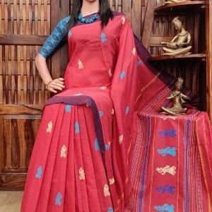 Harini - Gollabama Cotton Saree