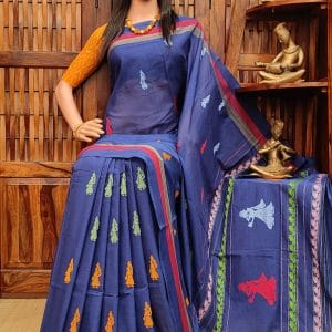 Haritha - Gollabama Cotton Saree