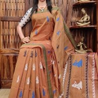 Harsala - Gollabama Cotton Saree