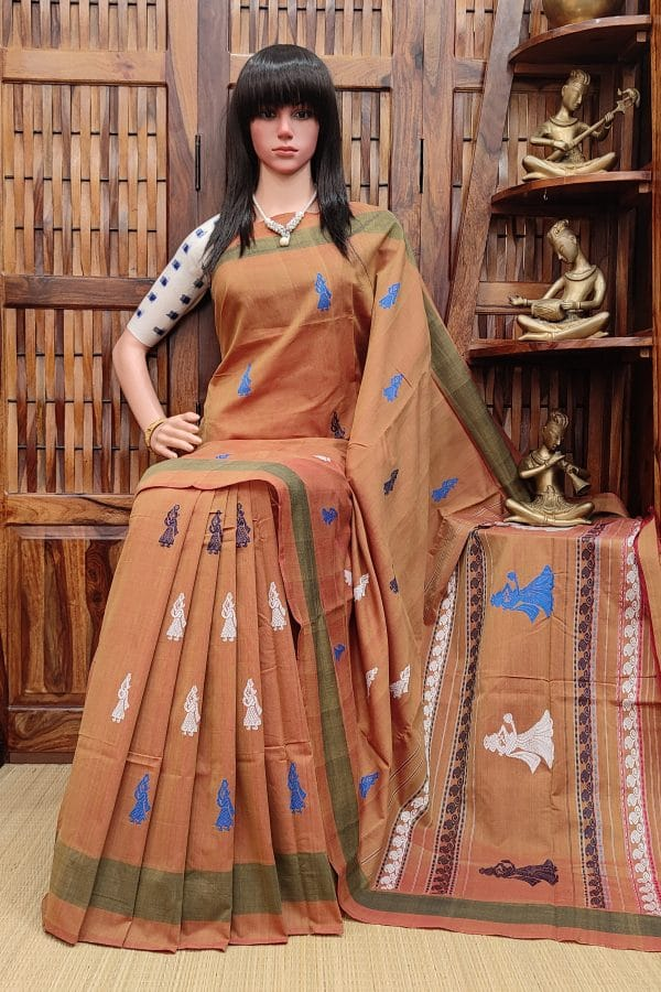 Harsala - Gollabama Cotton Saree