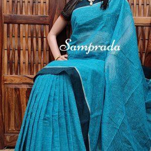 Jaimuni - Jamdani Cotton Saree