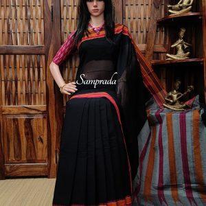 Jamuna - Jamdani Cotton Saree