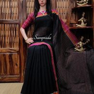 Janatha - Jamdani Cotton Saree