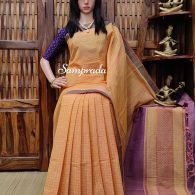 Jayaprada - Jamdani Cotton Saree