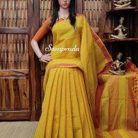 Jayasudha - Jamdani Cotton Saree