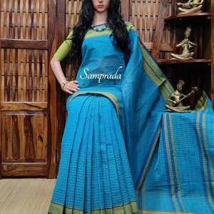 Jivanthika - Jamdani Cotton Saree