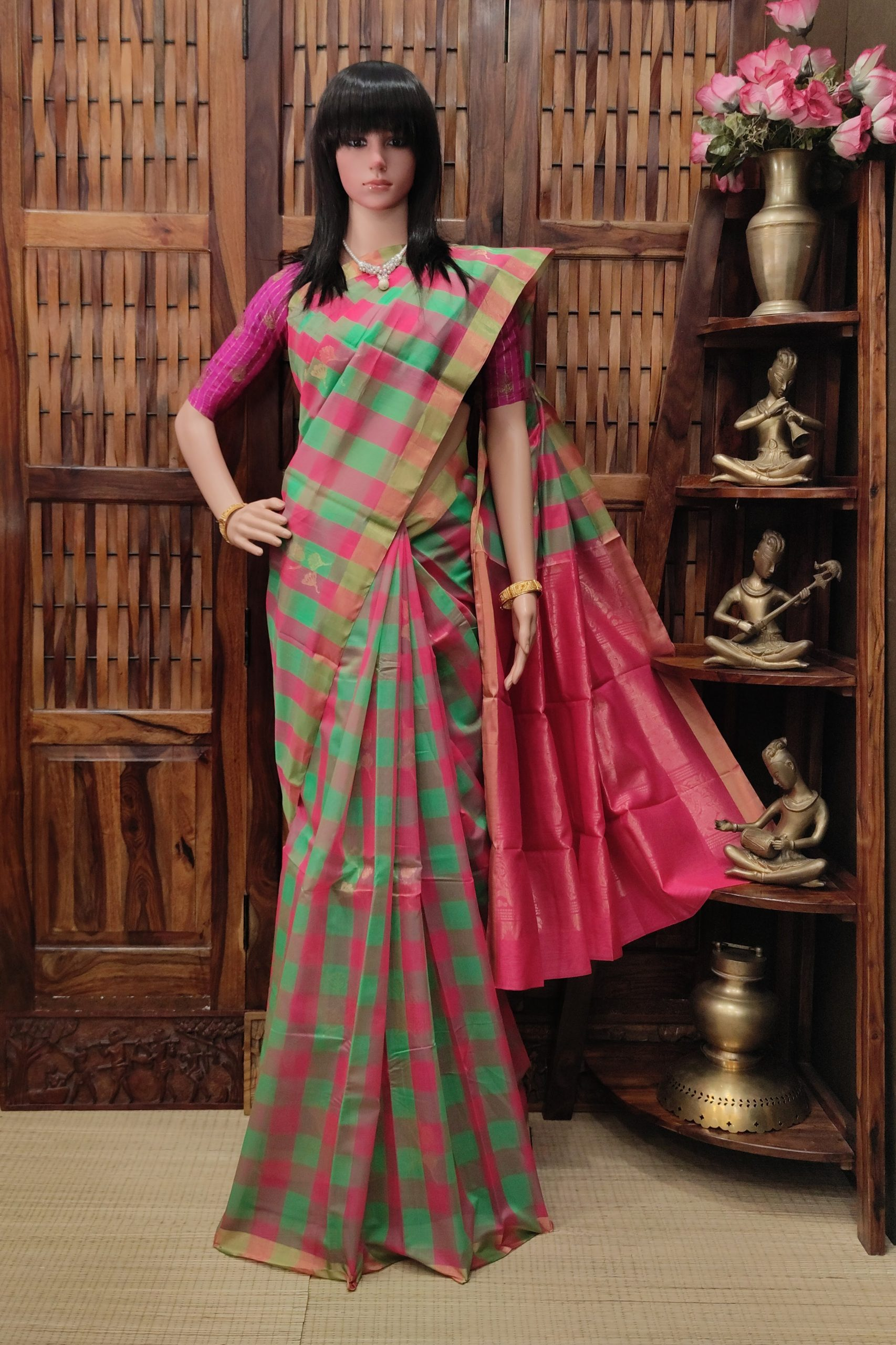 Kaantha - Kanchi Sico Saree