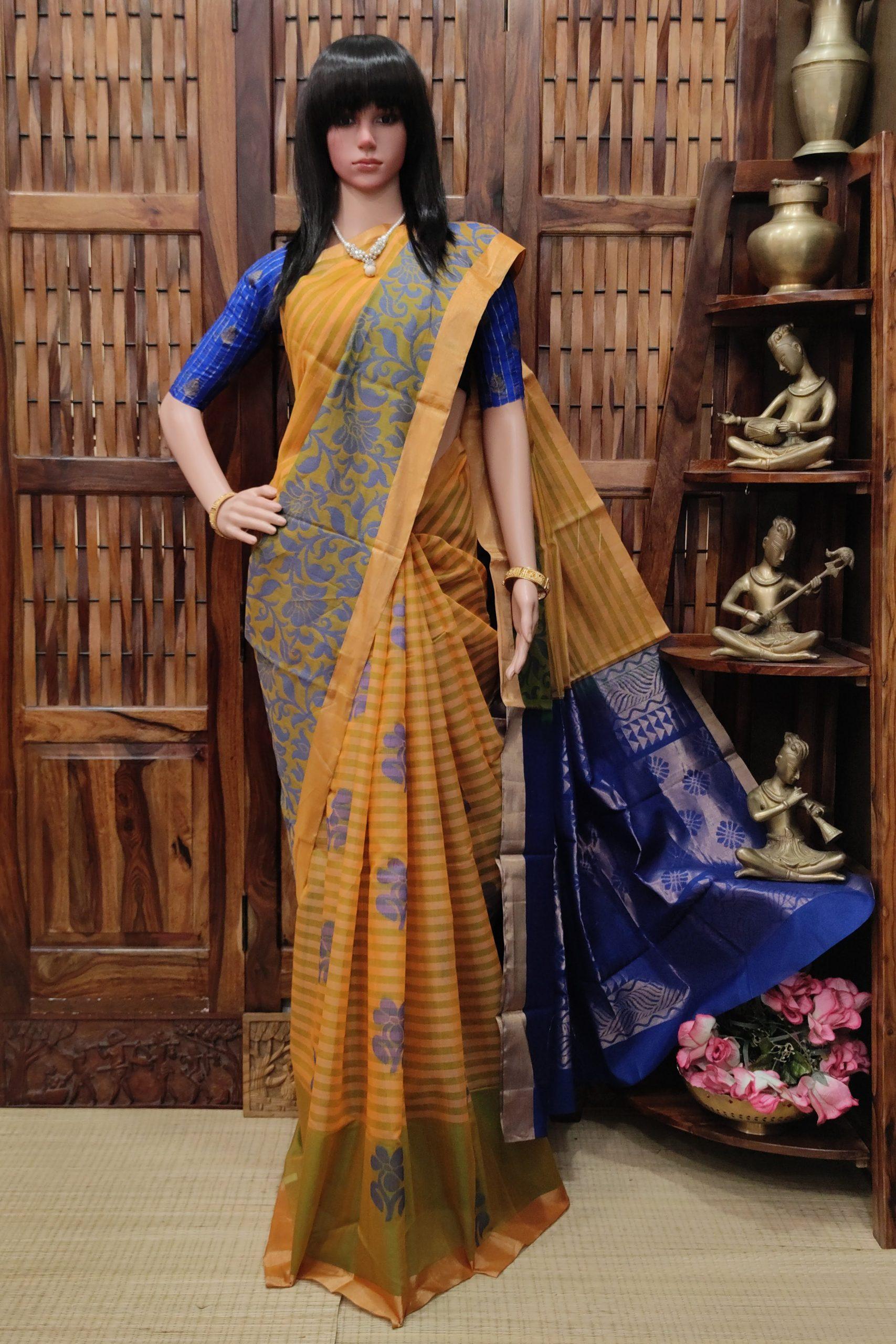 Kaavyanjali - Kanchi Sico Saree