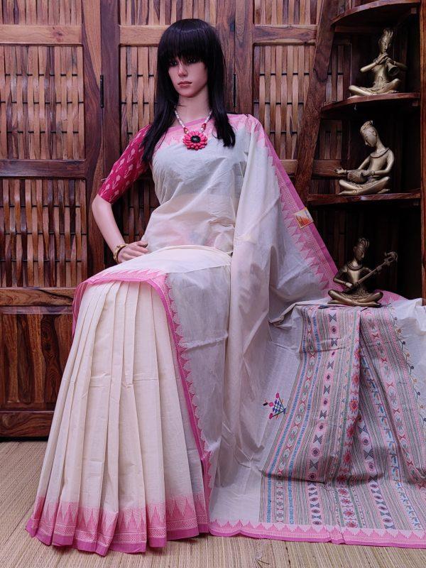 Aantika - Kanchi Cotton Saree