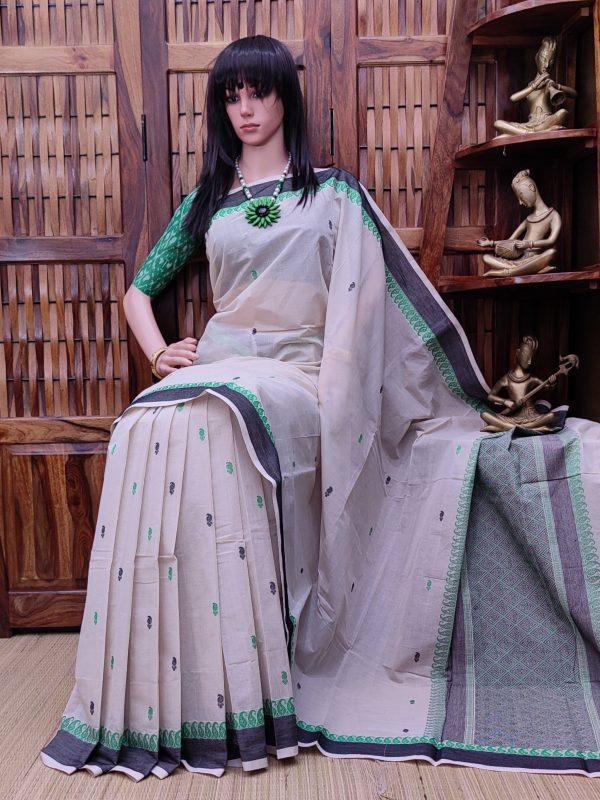 Aapeksha - Kanchi Cotton Saree