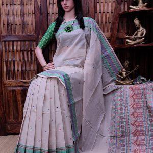 Aaradhita - Kanchi Cotton Saree