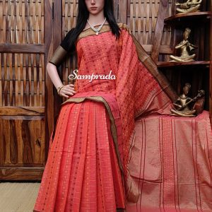 Aardra - Kanchi Cotton Saree