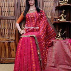 Aaryamani - Kanchi Cotton Saree